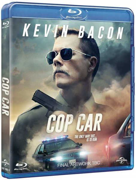 detail Cop Car - Blu-ray