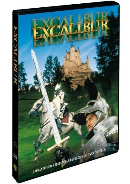 detail Excalibur - DVD