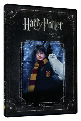 Harry Potter 1 a Kámen mudrců - DVD