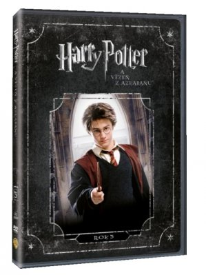 Harry Potter 3 a Vězeň z Azkabanu - DVD