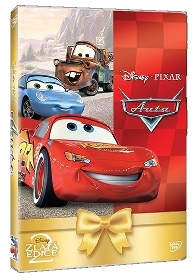 detail Auta (Cars) - DVD