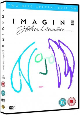 Imagine: John Lennon - DVD (2DVD)
