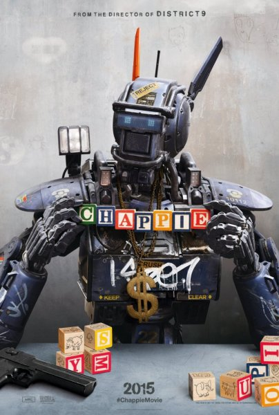 detail Chappie - DVD