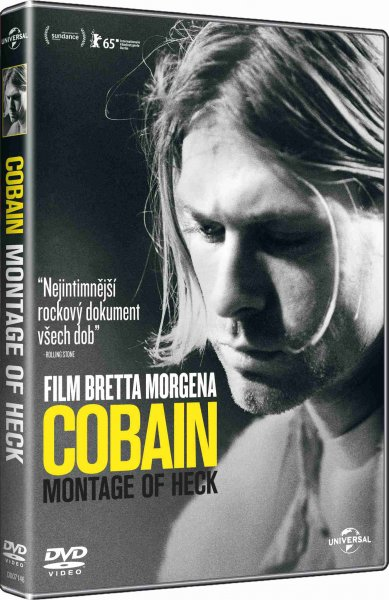 detail Cobain: Montage of Heck - DVD