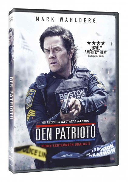 detail Den patriotů - DVD