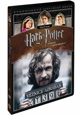 Harry Potter 3 a vězeň z Azkabanu - 2DVD