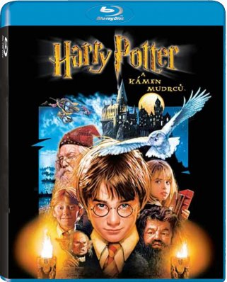 Harry Potter a Kámen mudrců - Blu-ray