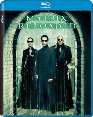 Matrix Reloaded - Blu-ray