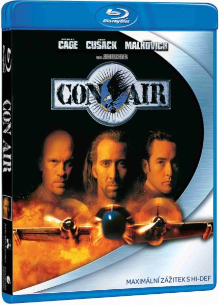 detail Con Air - Blu-ray