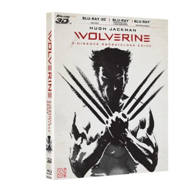 Wolverine (3 BD) - Blu-ray 3D + 2D + BD