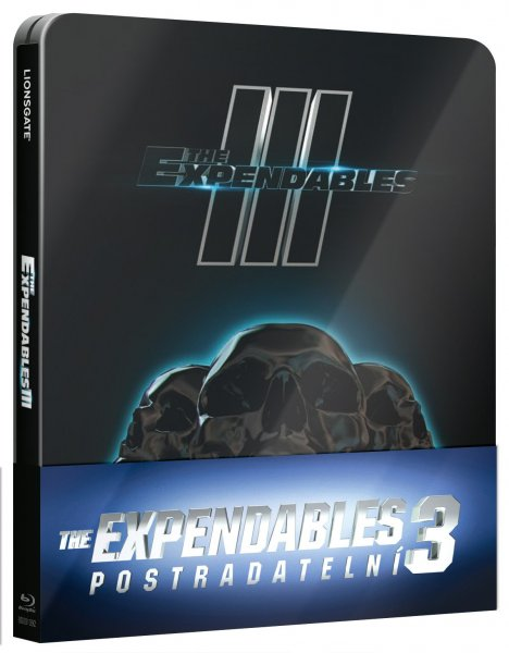 detail Expendables: Postradatelní 3 - Blu-ray Steelbook