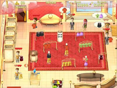 detail Fashion Tycoon - PC