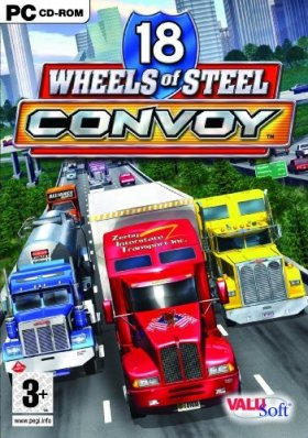 18 Wheels of Steel Convoy - PC