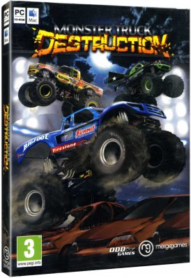 Monster Truck Destruction - PC