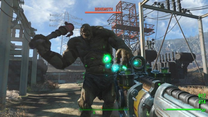 detail Fallout 4 - Game of the Year Edition - PC