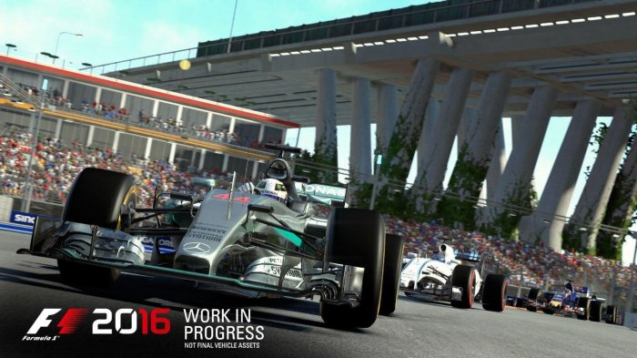 detail F1 2016 Limited Edition - PC