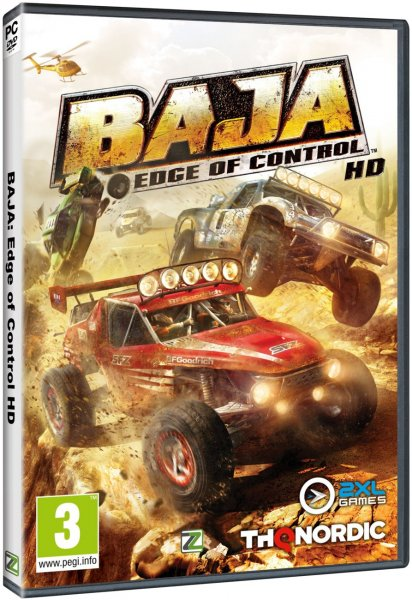 detail Baja: Edge of Control HD - PC