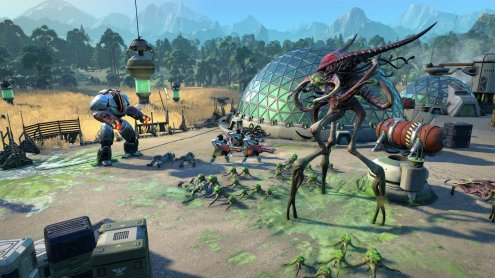 - Age of Wonders: Planetfall