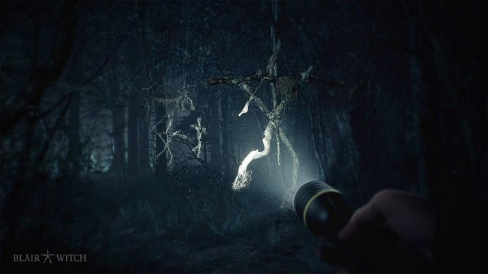 detail Blair Witch - PC