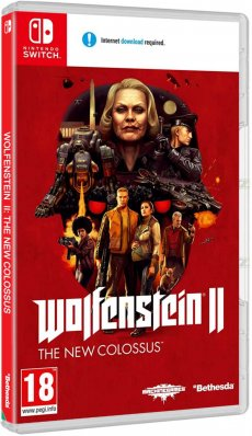 Wolfenstein II - The New Colossus - Switch