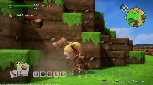 Dragon Quest Builders 2 pro Switch