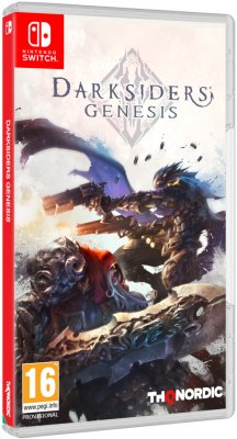 Darksiders Genesis - Switch