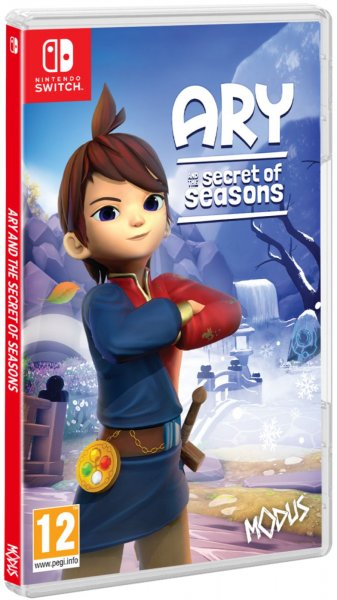 detail Ary and the Secret of Seasons - Switch