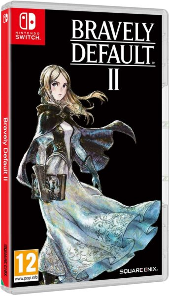 detail Bravely Default II - Switch