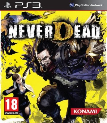 Neverdead - PS3