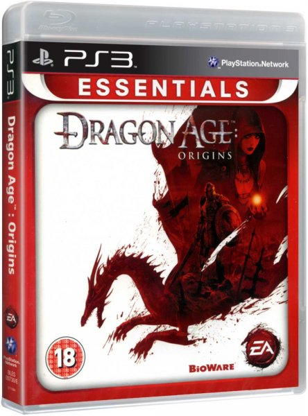 detail Dragon Age: Origins - PS3