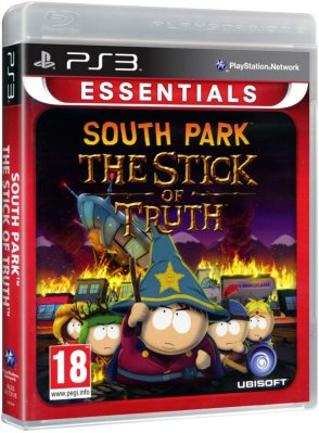 South Park: The Stick of Truth (Essentials) - PS3