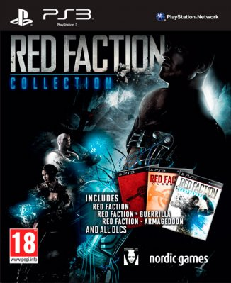 Red Faction - Complete Collection - PS3