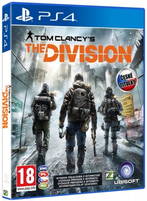 Tom Clancys The Division CZ - PS4