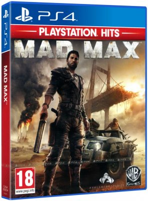 Mad Max (Playstation Hits) - PS4
