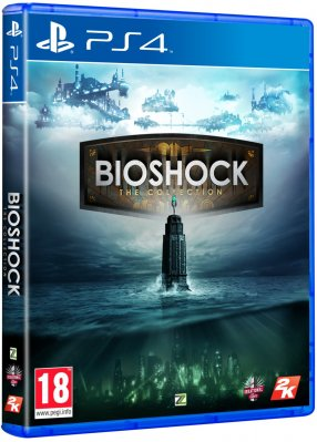 Bioshock Collection - PS4