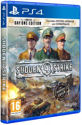 Sudden Strike 4 (Limited Day One Edition) - PS4