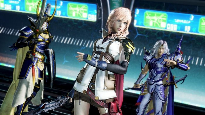detail Dissidia Final Fantasy NT - PS4