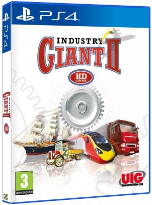Industry Giant 2 (HD Remake) - PS4