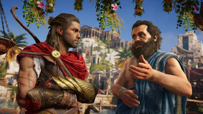 detail Assassin's Creed Odyssey - PS4