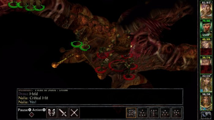 detail Baldur's Gate I & II: Enhanced Edition - PS4