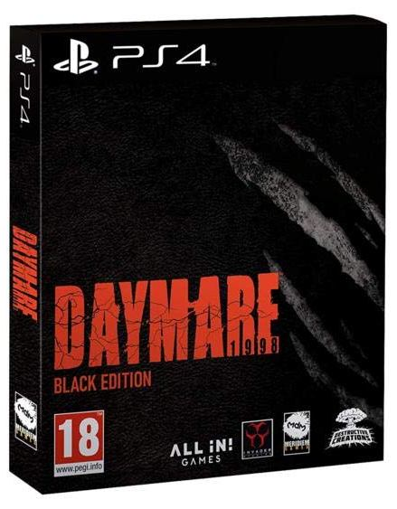 detail Daymare: 1998 Black Edition - PS4