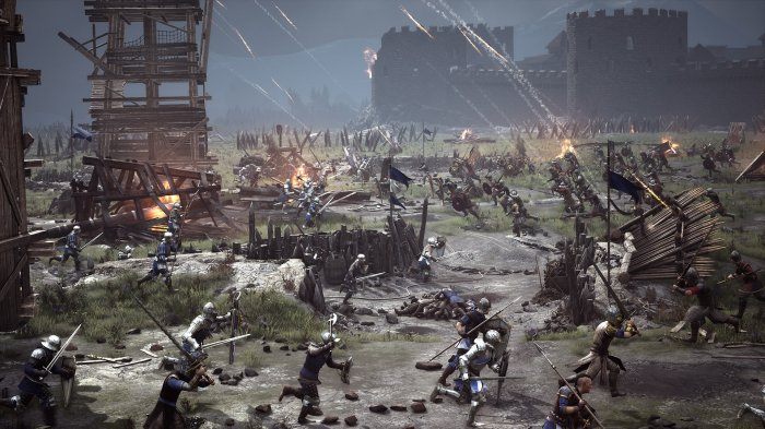 detail Chivalry 2 Day One Edition - PS5