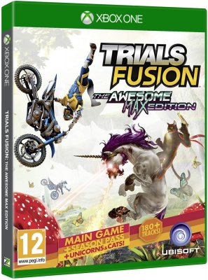 Trials Fusion (The Awesome Max Edition) - Xbox One
