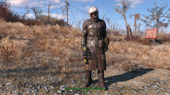 detail Fallout 4 - Xbox One