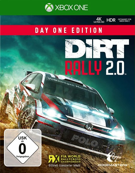 detail Dirt Rally 2.0 Day One Edition - Xbox One
