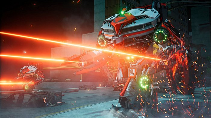 detail Crackdown 3 - Xbox One