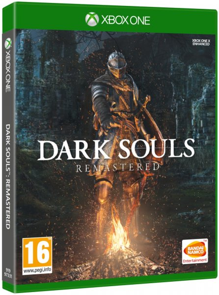 detail Dark Souls: Remastered - Xbox One