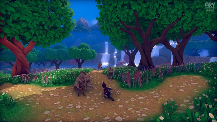 detail Ary and the Secret of Seasons - Xbox One