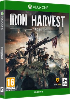 Iron Harvest 1920+ (D1 Edition) - Xbox ONE