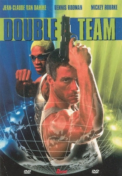 detail Double team - DVD pošetka